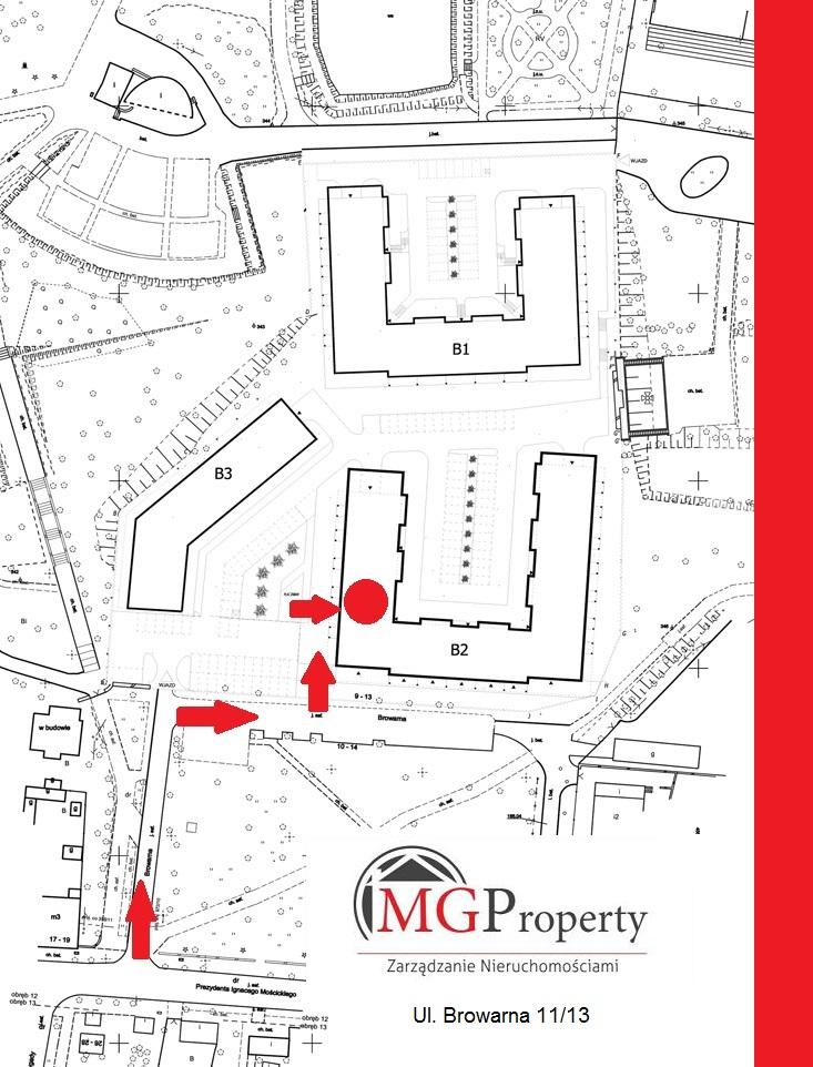Nowa lokalizacja biura MG Property